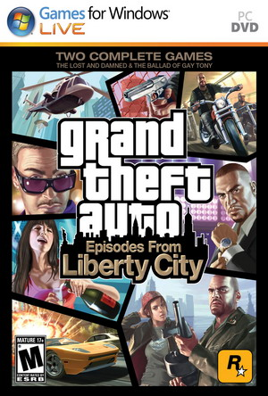 Grand Theft Auto: Episodes From Liberty City (2010...