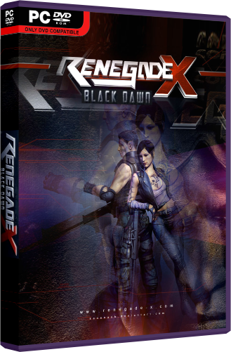 Renegade X: Black Dawn (2012) PC | RePack