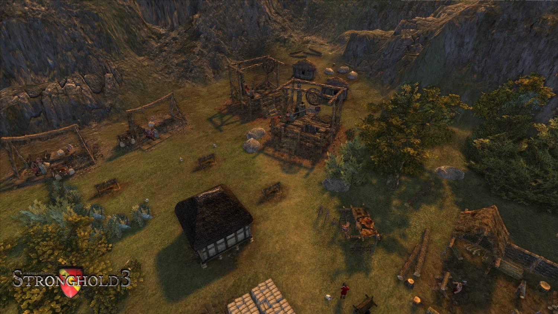 Скачать торрент stronghold 3