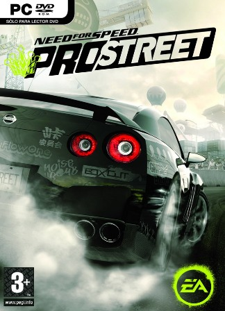 Need for Speed ProStreet (2007) PC | Lossless...