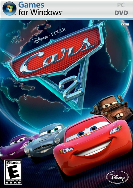 Disney. Тачки 2 / Cars 2. The Video Game (2011) PC...