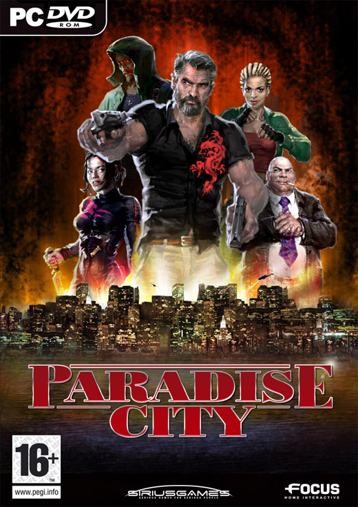 Escape From Paradise City (2007) PC | RePack