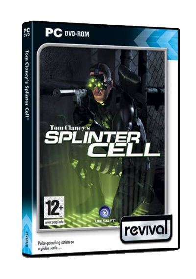 Tom Clancy's Splinter Cell: Mission Pack (2004...