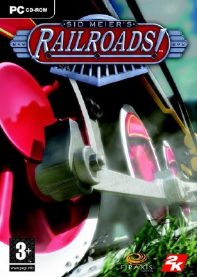 Sid Meier's Railroads (2007) PC