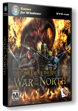 Lord of the Rings: War in the North (2011) PC &#12...