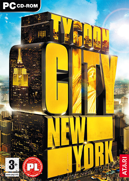 Tycoon City: New York (2006) PC | Lossless Re...