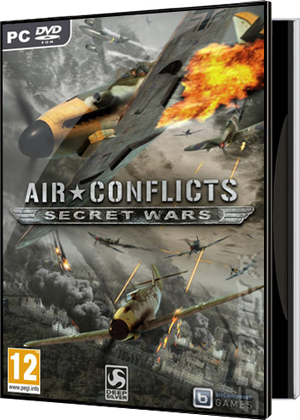Air Conflicts: Secret Wars (2011) PC | RePack