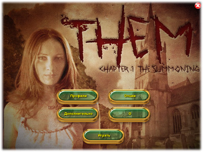 THEM: The Summoning (2011) PC