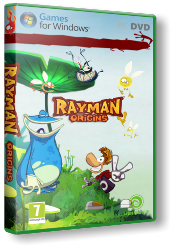 Rayman Origins (2012) PC | Demo