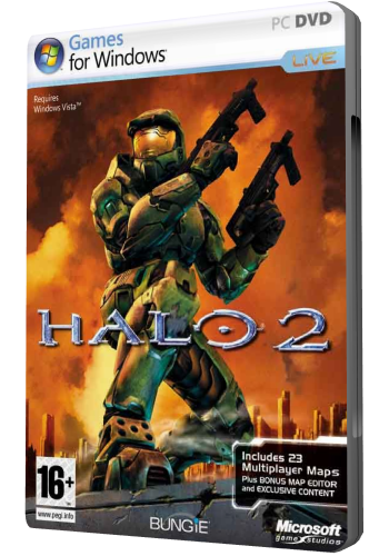 Halo 2 [for XP and Vista] (2007) PC