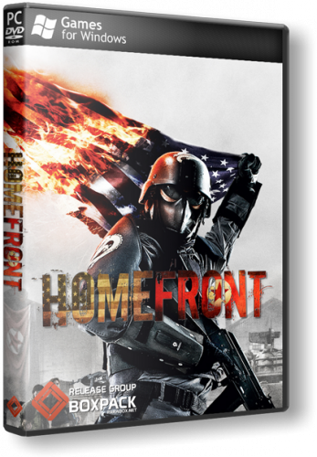 Homefront (2011) PC | RiP