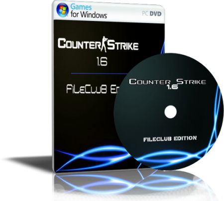 Counter-Strike 1.6 FileCluB Edition (2011) PC