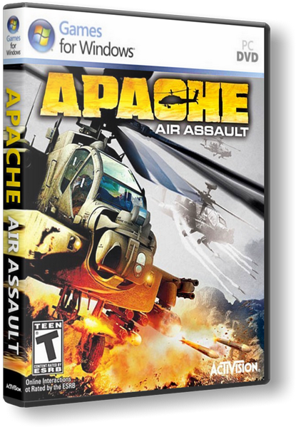 Apache: Air Assault (2010) PC | MULTI6