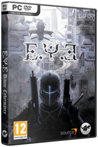 E.Y.E. Divine Cybermancy (2011) PC | RePack