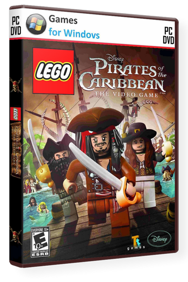 LEGO Pirates (RUS) [RePack] от R.G. ReCoding
