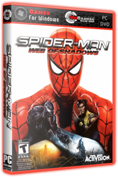 Spider-Man: Web of Shadows (2008) PC | RePack