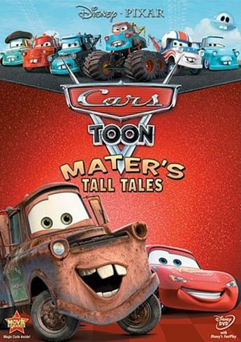 Cars Toon - Mater Tall Tales (2010) PC