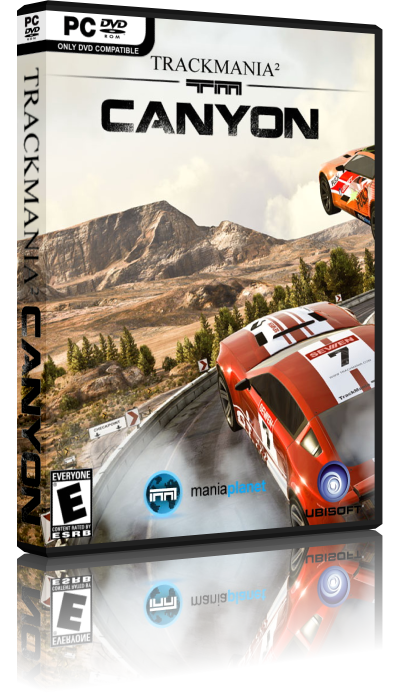 TrackMania 2 Canyon (BETA) (2011) PC