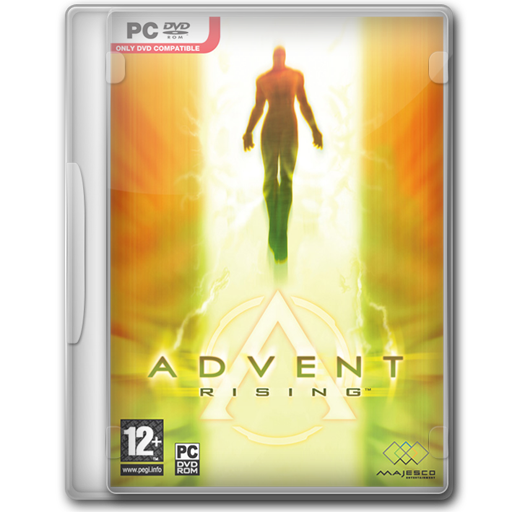 Advent Rising (2005) PC | RePack от R.G. Cata...