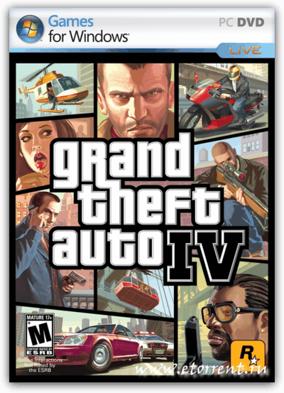 GTA 4 / Grand Theft Auto IV (2008) PC