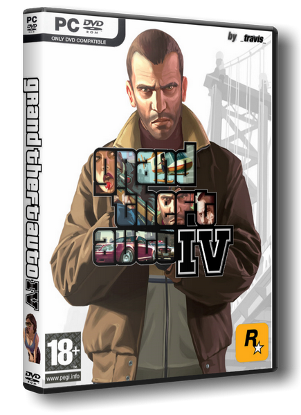 Grand Theft Auto IV Final Mod (Rockstar Games)(RUS...
