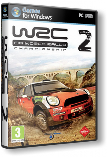 WRC 2: FIA World Rally Championship (2011) PC &#12...
