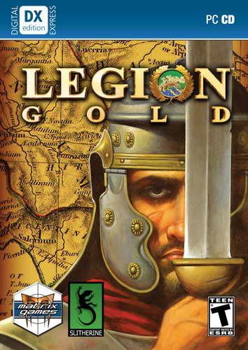 Legion GOLD / Легион: Новые сражения (2003) PC