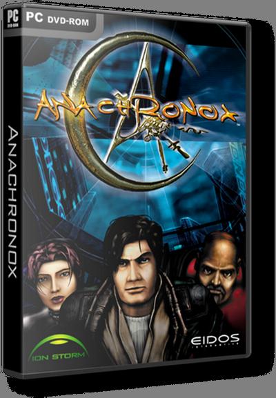 Anachronox (2001) PC   Repack