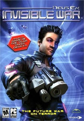 Deus Ex - Invisible War (2003) PC | Repack