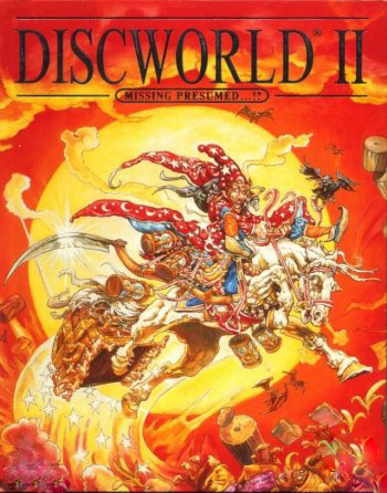 Discworld II (1999) PC