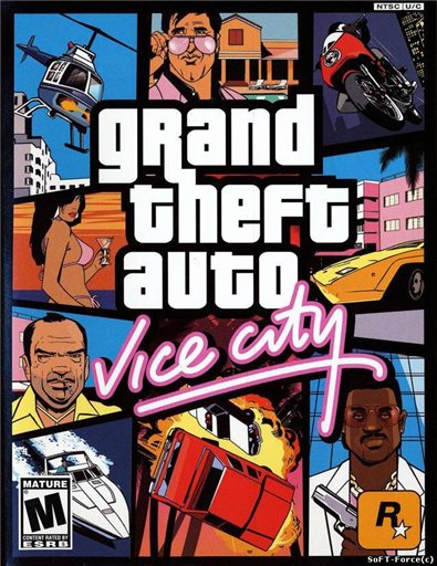 GTA - Vice City Deluxe (2005) PC | RePack