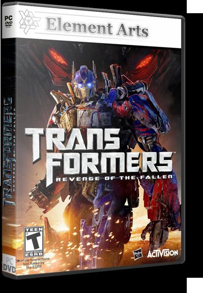 Трансформеры: Месть падших / Transformers: Revenge...
