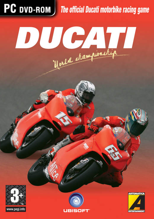 Ducati World Championship (2006) PC