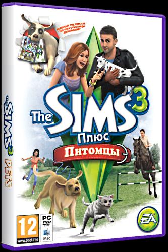 Дополнение Sims 2 Питомцы