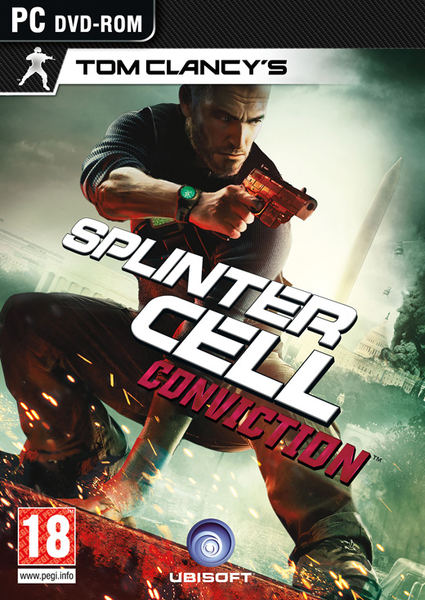 Tom Clancy's Splinter Cell: Conviction (2010) ...