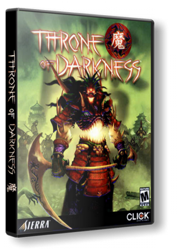 Семь Самураев / Throne of Darkness (2001) PC