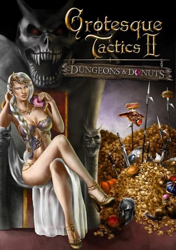 Grotesque Tactics 2 – Dungeons and Donuts (2011) P...