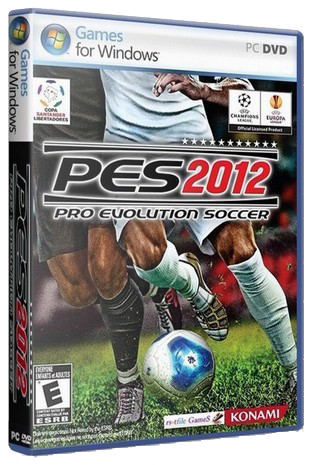 Pro Evolution Soccer 2012 (2011) PC | Repack