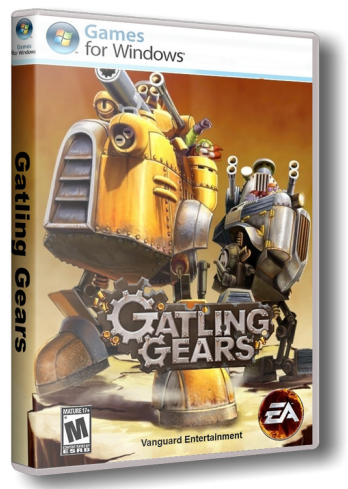 Gatling Gears (2011) PC | RePack