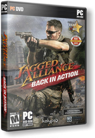 Jagged Alliance: Back in Action (2012) PC