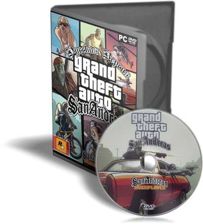 GTA / Grand Theft Auto: San Andreas (2005) PC &#12...