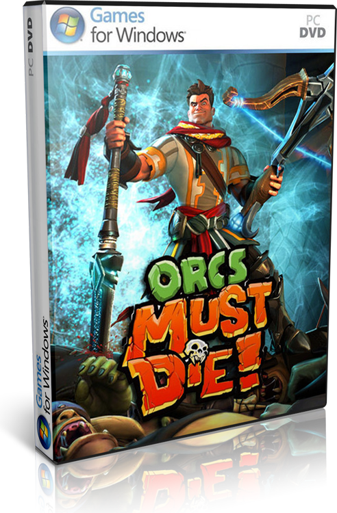 Orcs Must Die! (2011) PC | RePack by -Ultra-