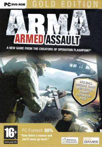 ArmA: Armed Assault Gold (2008) PC | RePack