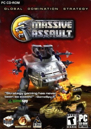 Massive assault (2003) PC