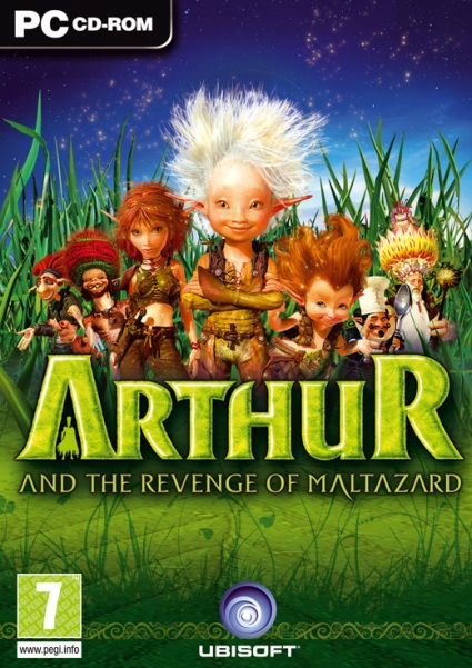 Arthur And The Revenge Of Maltazard (2009) PC &#12...