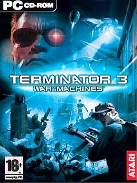 Терминатор 3. Война машин  /  Terminator 3. War Of...