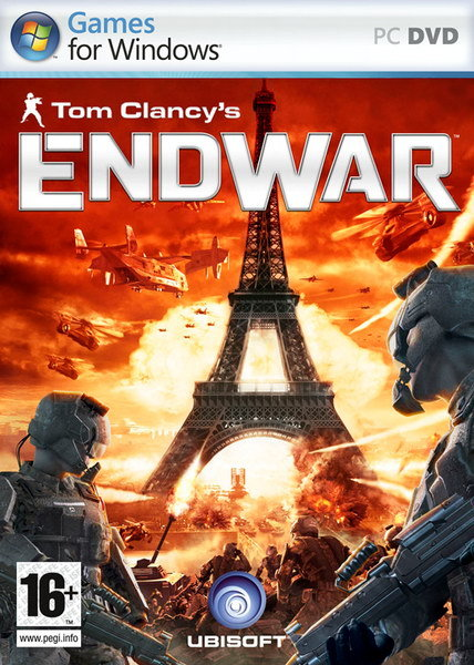 Tom Clancy's EndWar (2009) PC | RePackот ...