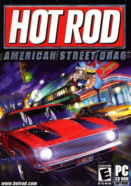 Hot Rod: American Street Drag (2003) PC