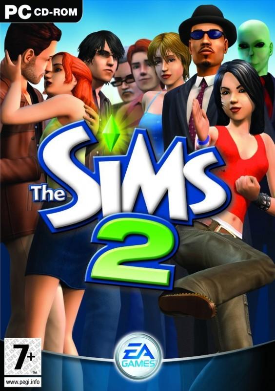 Где скачать sims 2 18 в 1 - db8