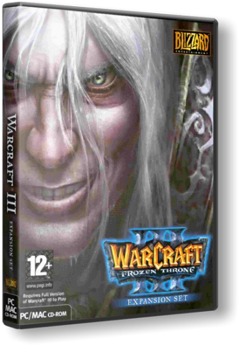 Warcraft III 1.23 Reign of Chaos + The Frozen Thro...